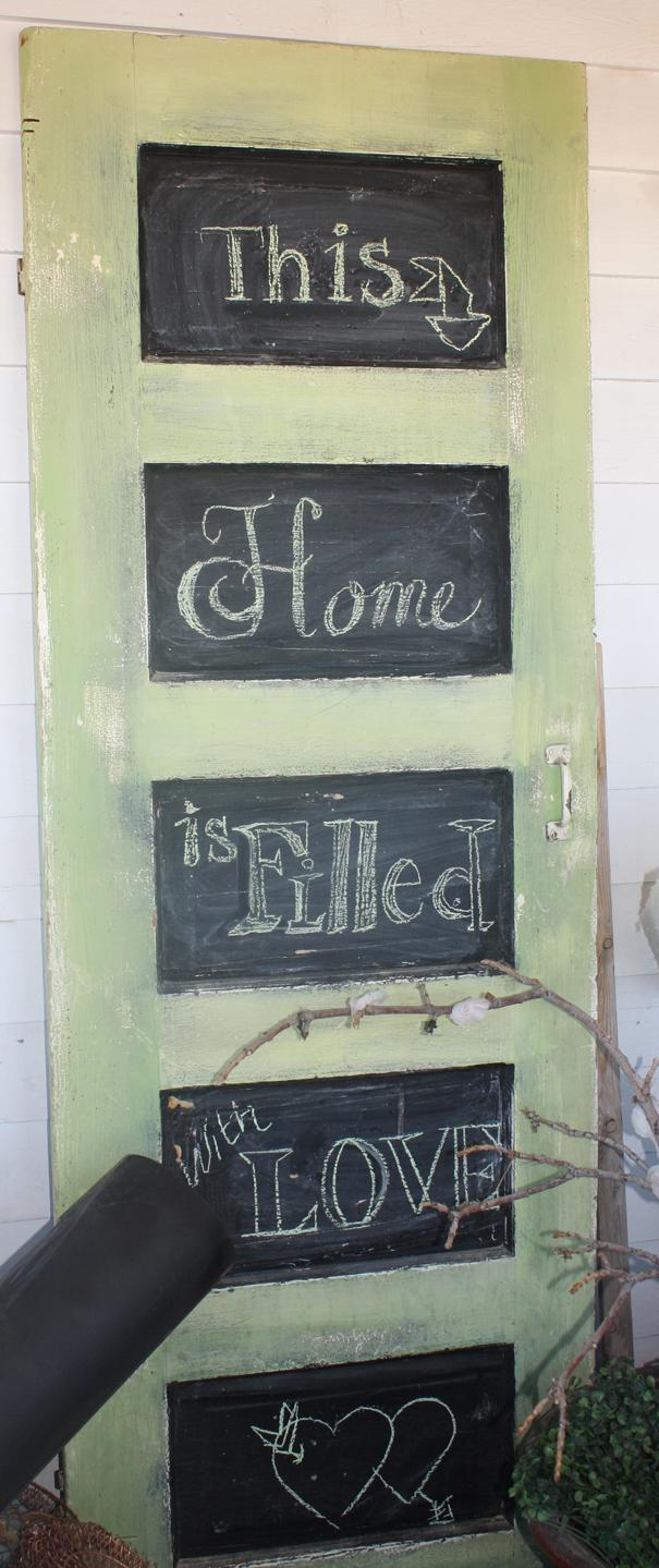 VDay Chalkboard